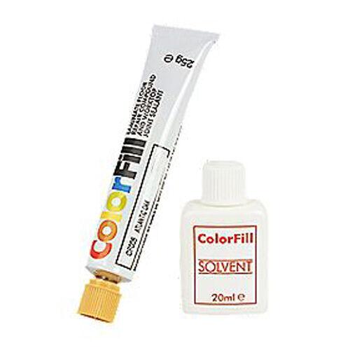 Unika ColourFill Worktop Jointing Sealer Laminate Repair Various Colour Solvent