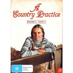 A-Country-Practice-Series-3-Part-2-DVD-12-Disc-Set-New-Region-4