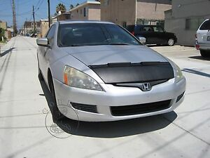 Car Hood Bonnet Mask Bra Fits Honda Accord 2003 2004 2005 2006 2007