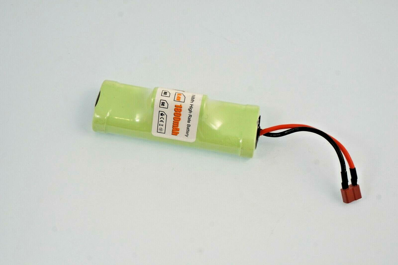 Dhk Battery 8.4V 1800mAh Nimh Modelling
