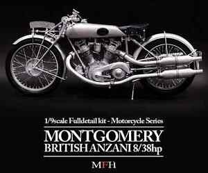 Wunderbar Image Is Loading MFH Model Factory Hiro 1 9 MONTGOMERY BRITISH