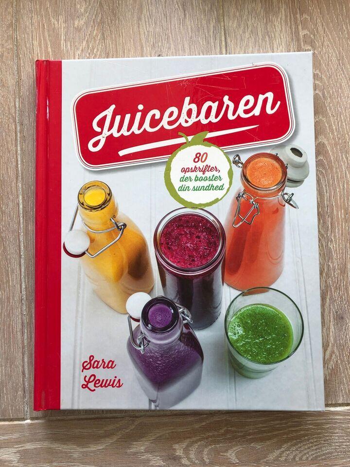 Juicebaren_, Sara Lewis_, emne: mad og vin