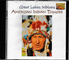 Great Lakes Indians - American Indian Dances / CD / NEU+OVP-SEALED!