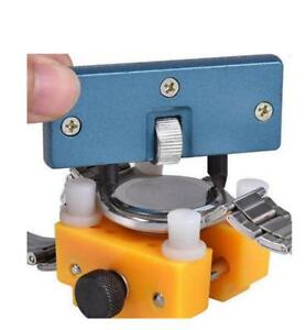 Orologio-regolabile-BACK-CASE-COVER-Opener-Remover-wrench-tool-kit-di-riparazione