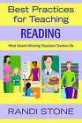Best Practices for Teaching Reading: What Award-Winning Classroom Teachers Do by Dr Randi Stone (Paperback / softback, 2013)