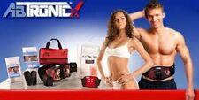Flex Belt Abdominal Toning AB Vibrate Slimming Exercise Weight Muscle Training