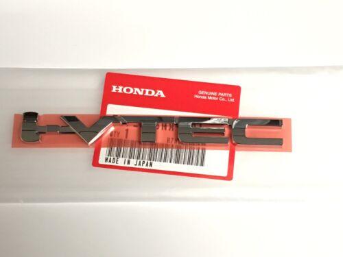 Genuine OEM Honda i-VTEC IVTEC emblem