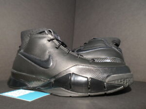 innovative design 256b1 7b940 Image is loading 2006-Nike-ZOOM-KOBE-I-BLACK-MAMBA-1-