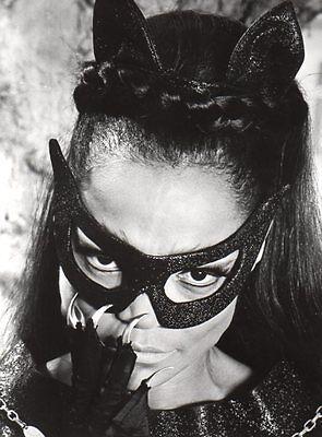 Batman Eartha Kitt 8x10 photo F1401