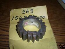 NOS Yamaha Kick Pinion 18T Gear 1973-1974 SC500 74 MX250 MX360 363-15631-00