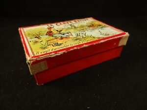 Ancien jeu patience adresse carpe rétive dexterity game puzzle JJF France 1920