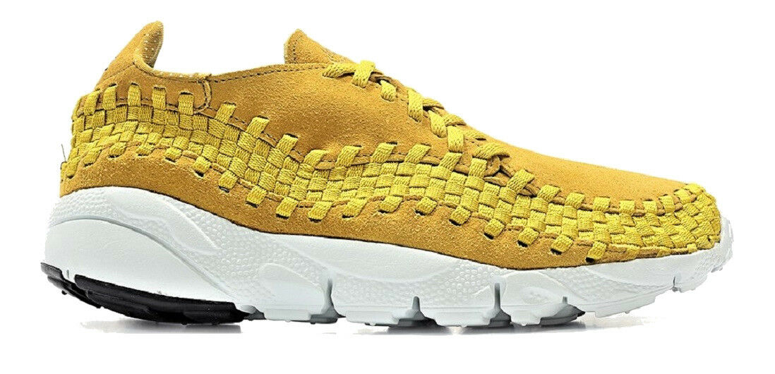 Zapatos  hombre mujer Gialle Nike Sneaker Hombre Nm Amarillo Air Footscape Woven Nm Hombre 39b363