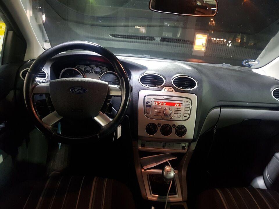 Ford Focus, 1,6 TDCi 90 Titanium, Diesel