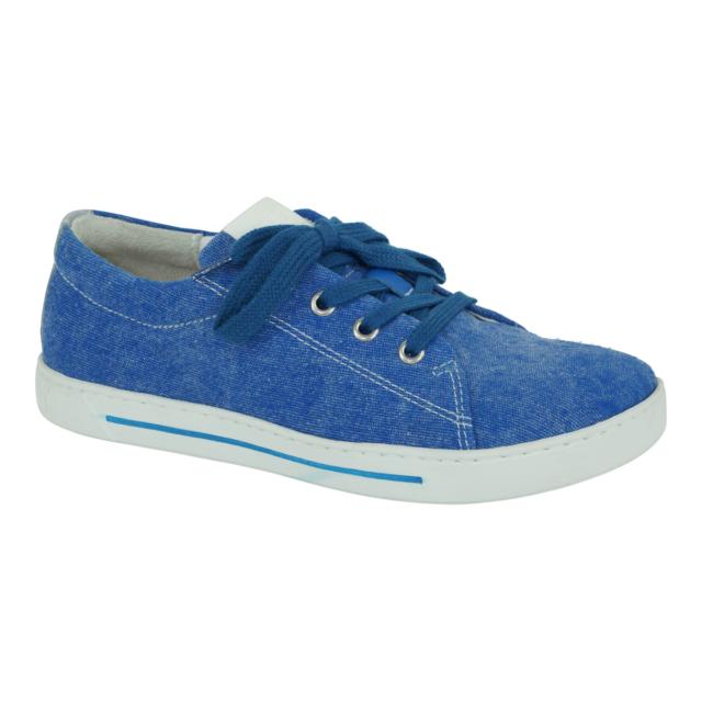Birkenstock Kids' Arran Shoes Textile Blue 34