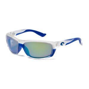 193749762b37 Image is loading NIB-Costa-Del-Mar-Saltbreak-Polarized-Sunglasses-Crystal-