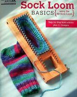 Sock Loom Basics Using The Kb Sock Loom Leaflet