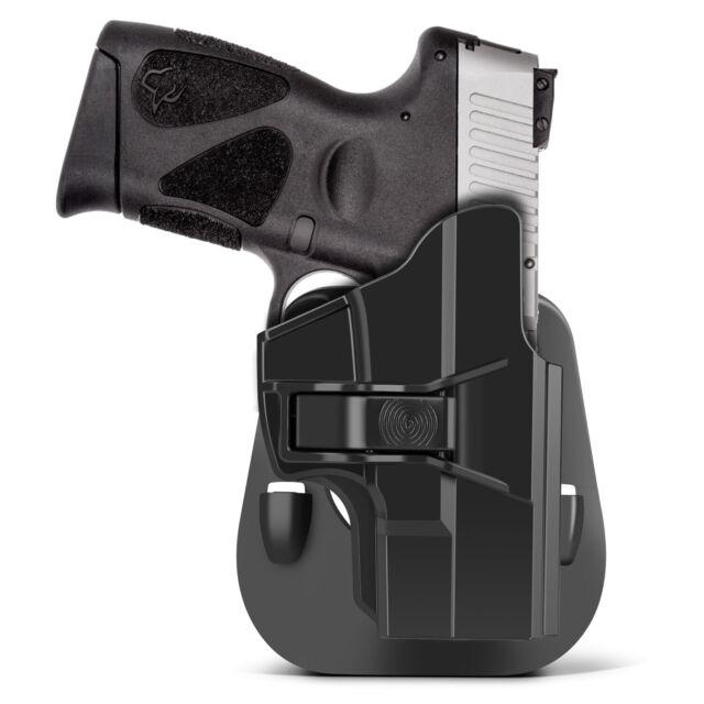 Holster Fit Taurus Millennium G2 g2c PT111 140 138 145 745 9mm 40 Paddle  Holder