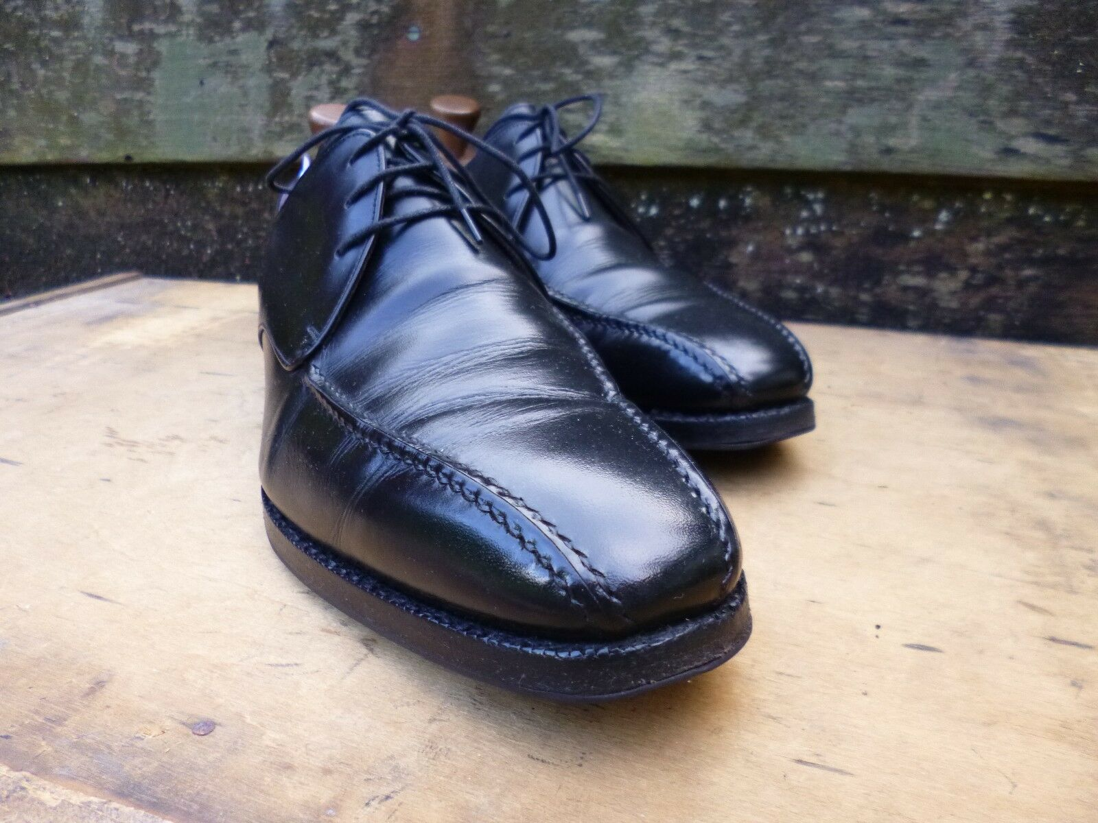 CHEANEY – / CHURCH GIBSON – CHEANEY BLACK – UK 8.5 – EXCELLENT CONDITION 950cac