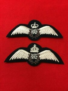 raf pilot wings royal air forces officers pilot wings. Black Bedroom Furniture Sets. Home Design Ideas
