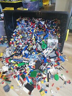 0.5 KG LEGO CREATIVITY PACK NINJAGO /& MORE THEMES x425pcs! BULK CITY LEGO