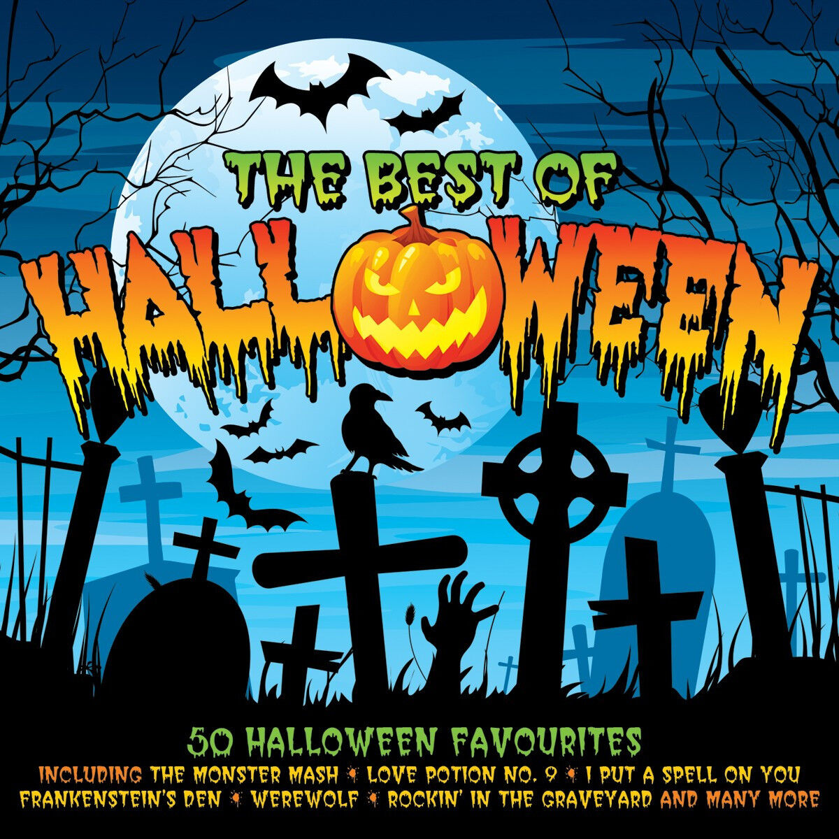 best of halloween music 50 song monster mash purple people eater 2