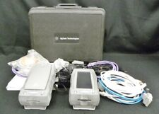 Agilent N2600a Wirescope 350 Cable Tester Fiber Smart Pro Dual Remotes Withcase
