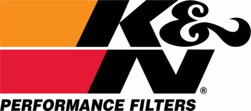 "KN Universal 2/""H RC-2400 K/&N Universal Chrome Air Filter 2/"" O//S FLG 5-1//8/""OD"