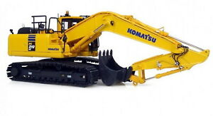 UH-Universal-Hobbies-1-50-Komatsu-PC210LC-10-Excavator-DieCast-Model-UH8093