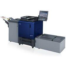 Low Meter Konica Minolta Accuriopress C3070l Digital Printing Press Copier