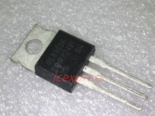 10PCS IRLB 3036 TO-220