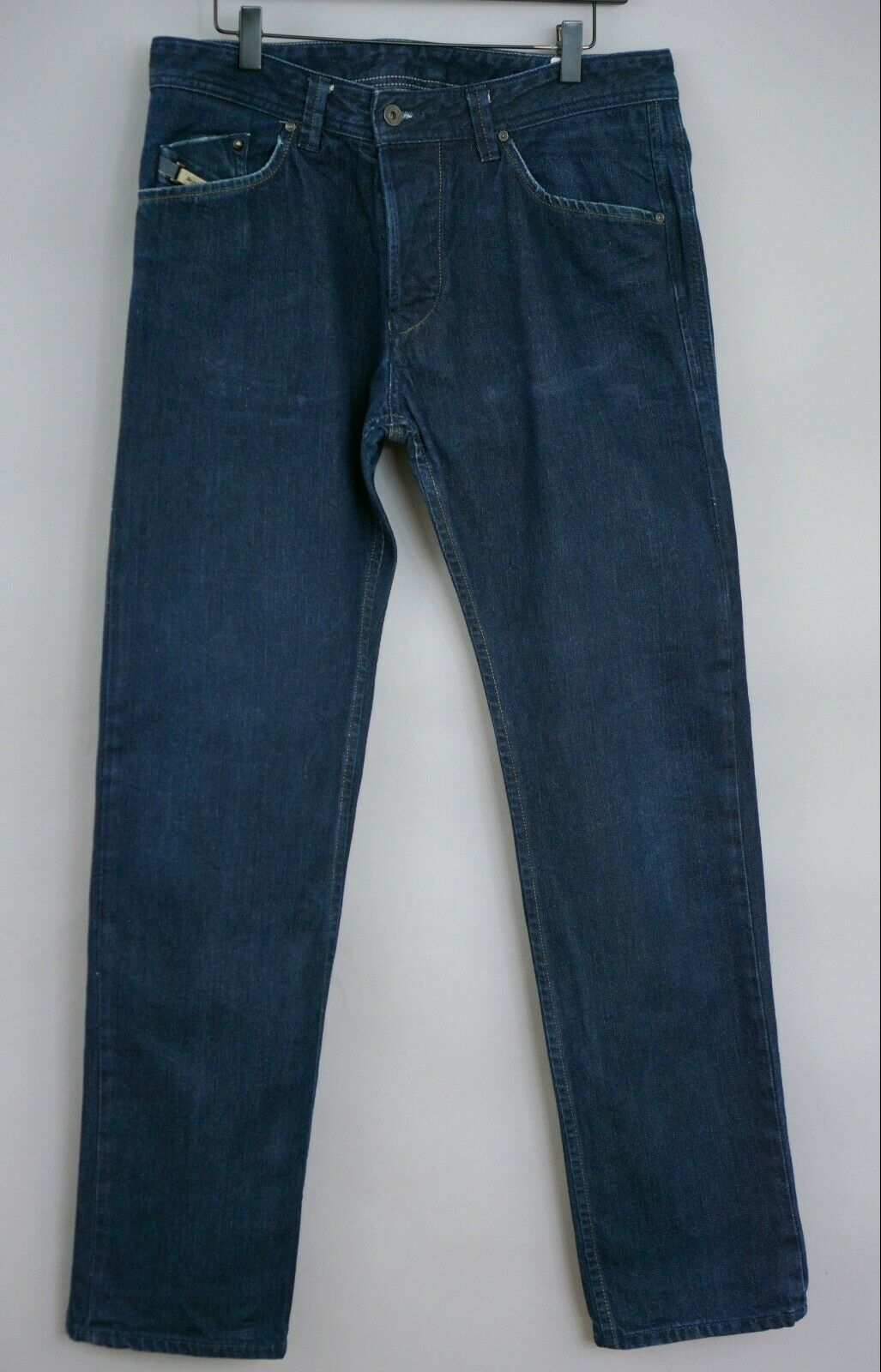 Men Diesel Jeans Darron bluee Slim Tapered W32 L32 JFA972