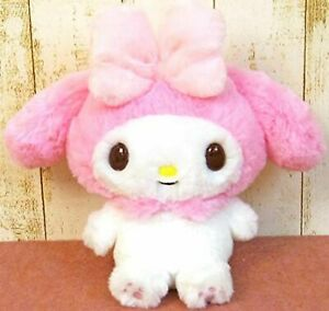 Sanrio My Melody Kids Boa Earmuffs Stuffed Ear Cover