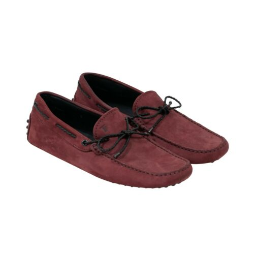TOD'S - SUEDE LOAFERS - DRIVERS - MOCCASINS - SIZE
