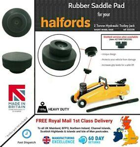 Rubber-Pad-for-Halfords-2-Tonne-Trolley-Jack-Short-Wheel-Base-ref-332236