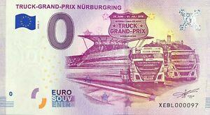2019 Nouveau Style Billet 0 Euro Truck Grand Prix Nurburgring 2018 Tout Petit Numero 97 Haute SéCurité