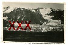 MENDENHALL GLETSCHER - orig. Foto, Kreuzer Karlsruhe, glacier, 1932