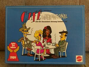 Cafe International Brettspiel