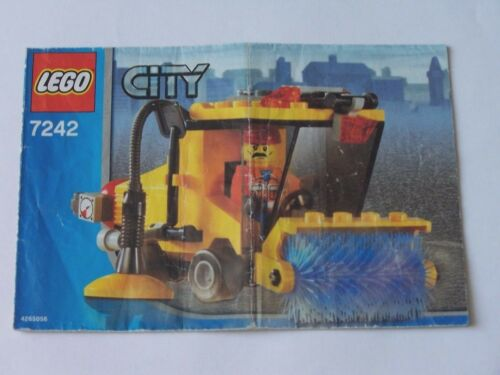 LEGO® Bauanleitung 7242 Instruction Nr