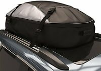 Cargo Carrier Carfit Roof Cargo Bag Stylish Car 15 Cubic Feet Waterproof Strong