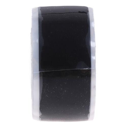 Super Strong Waterproof Stop Leak Seal Repair Tape Self Fiber Fix AdhesiveY;DE