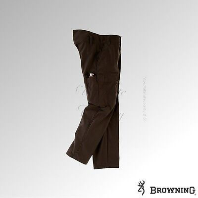Browning Pantaloni Hells Canyon Odorsmart Xpo Loden (30294840xx)-mostra Il Titolo Originale Limpid In Sight