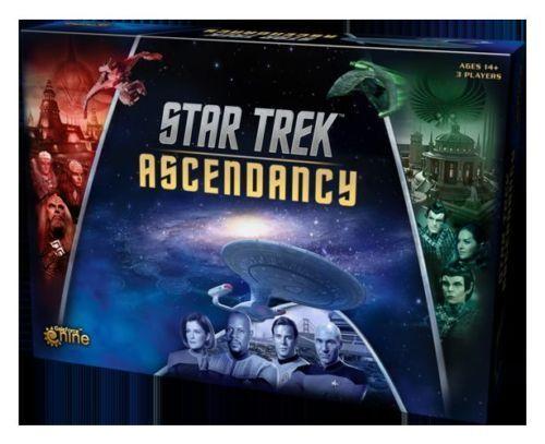 nouveau  Star trek l'ascendant Board Game Factory Sealed  prix raisonnable
