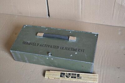 Handgranatenkoffer 12x Original BW  Bundeswehr Koffer