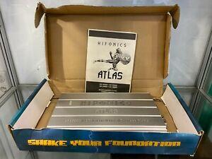 Hifonics AX 3200 D Atlas Serie 1600Watt Super D-Class Car Amplifier