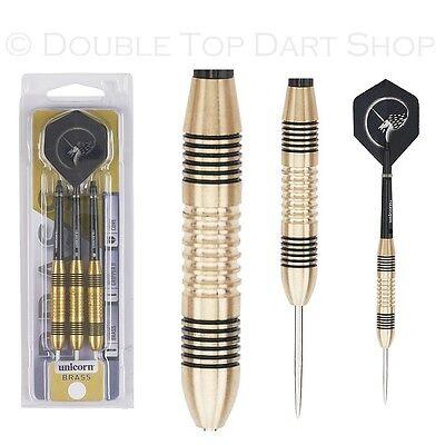 Unicorn Core Brass Steel Tip Darts - Full Set - 21g, 23g and 25g