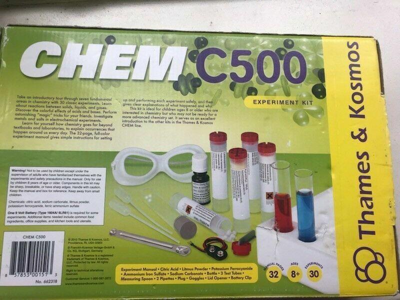 chem c500 manual ebook