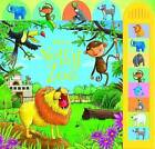 Noisy Zoo by Sam Taplin (Board book, 2009)