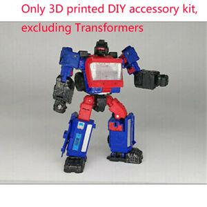 For-TRANSFORMERS-3D-DIY-replenish-upgrade-KIT-FOR-SIEGE-Crosshair