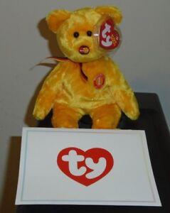 Ty Beanie Baby ~ MC II MASTERCARD ANNIVERSARY Edition  1 Bear with ... 6c42bdb0005f