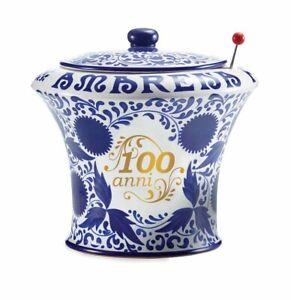 AMARENA FABBRI ceramica Vase BOLOGNA vaso celebrativo 100 ...